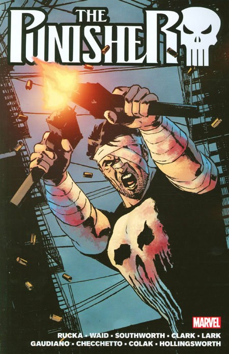 Couverture de Punisher Vol.09 (Marvel comics - 2011) (The) -INT02- The Punisher by Greg Rucka volume 2