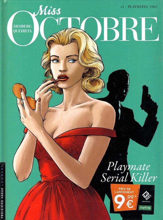 Miss Octobre 1. Playmates, 1961