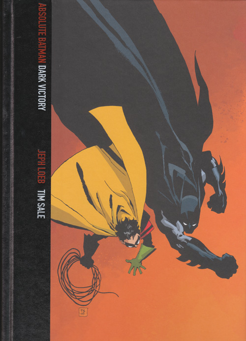 Couverture de Batman: Dark Victory (1999) -ABS- Absolute Dark Victory