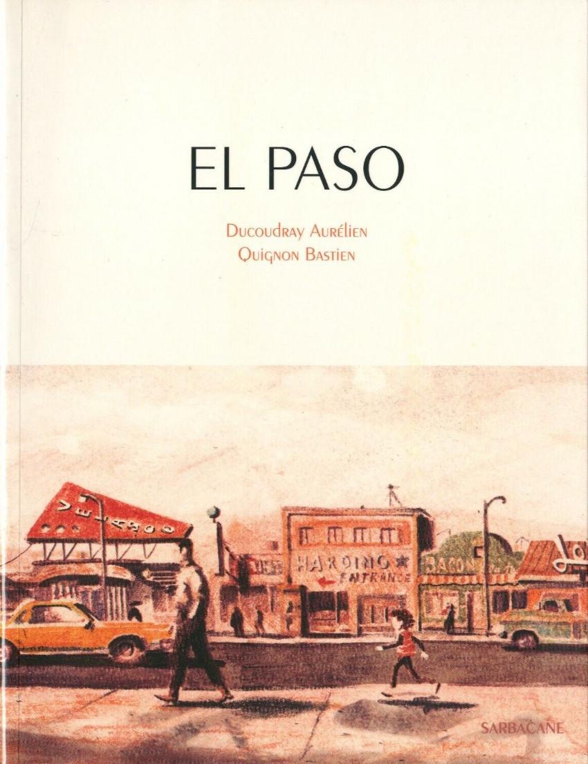 Couverture de El Paso