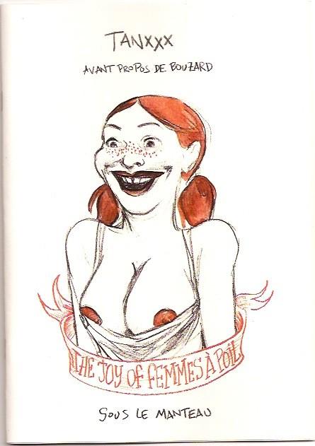 Couverture de Joy of femmes à poil (The) - The joy of femmes à poil
