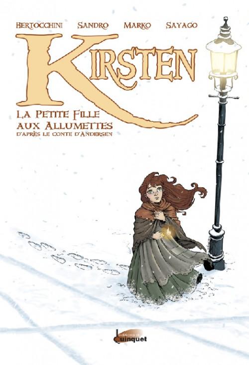 Couverture de Kirsten - La Petite Fille aux Allumettes