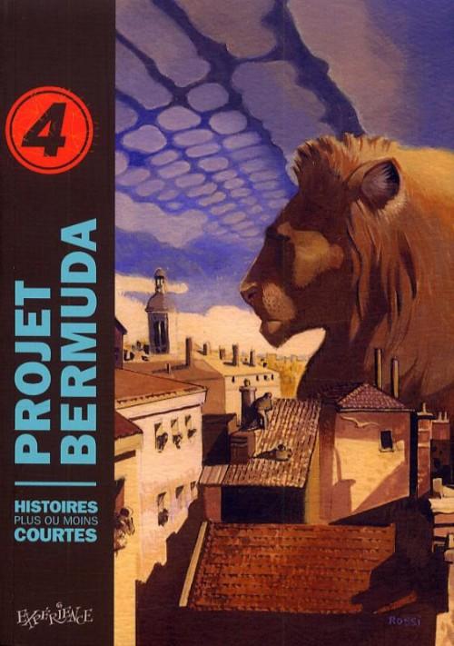Couverture de Projet Bermuda (Puis Bermuda) -4- tome 4