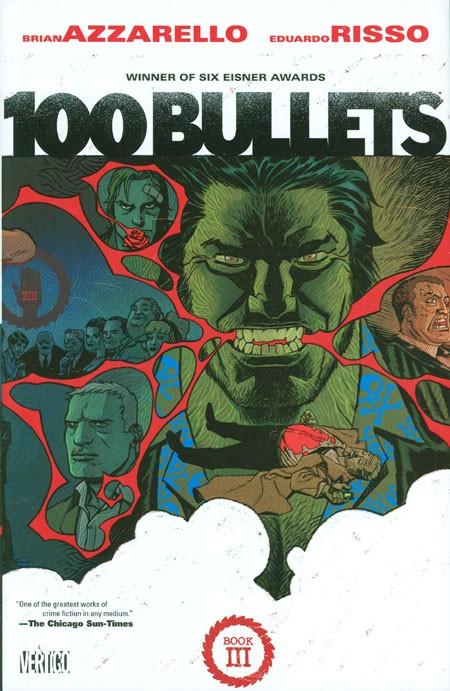 Couverture de 100 Bullets (1999) -INTHC3- The Deluxe Edition: Book 3