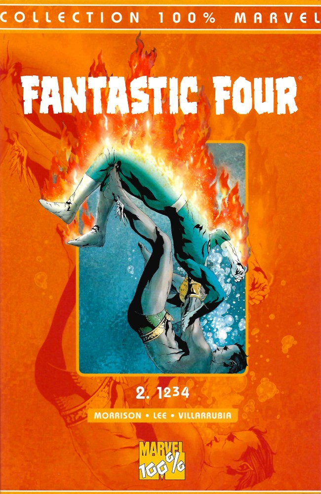 Couverture de Fantastic Four (100% Marvel - 1999) -2- 1234