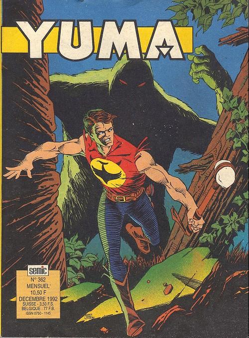 Couverture de Yuma (1re série) -362- Darkwood Monitor (4)