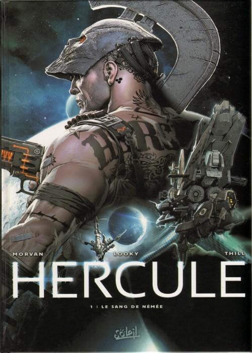Couverture de Hercule (Morvan/Looky) -1- Le sang de Némée