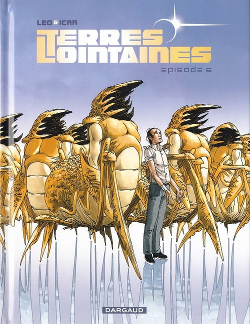 Terres Lointaines - les 5 tomes