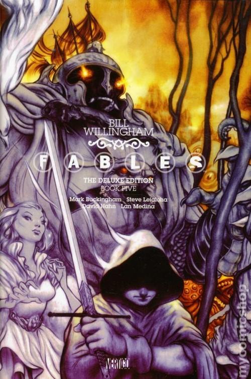 Couverture de Fables (2002) -INTHC05- The Deluxe Edition Book Five
