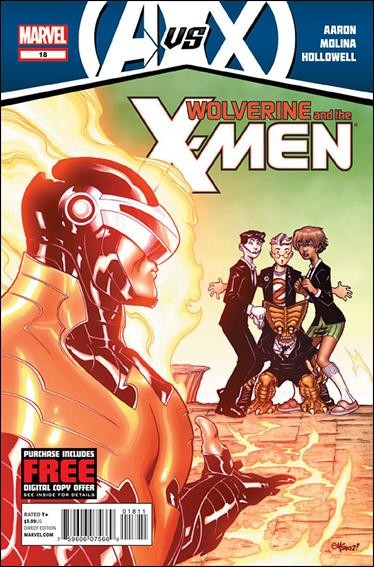Couverture de Wolverine and the X-Men Vol.1 (Marvel comics - 2011) -18- Dance like there's no tomorrow