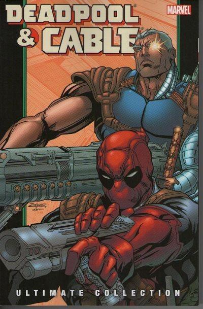 Couverture de Cable & Deadpool (2004) -ULT02- Deadpool & Cable Ultimate collection Volume 2