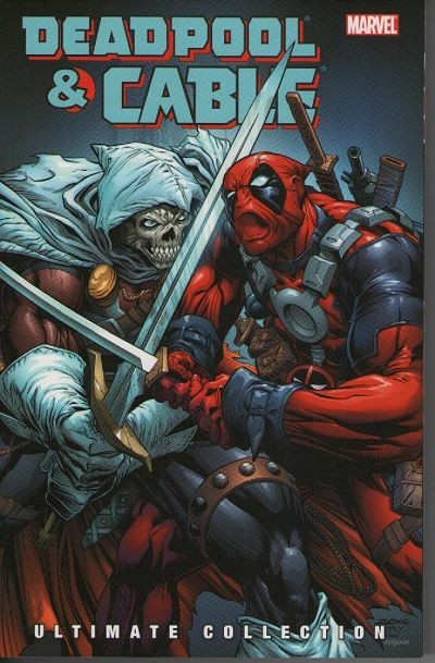 Couverture de Cable & Deadpool (2004) -ULT03- Deadpool & Cable Ultimate collection Volume 3