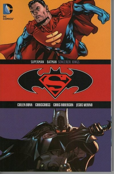 Couverture de Superman/Batman (2003) -INT12- Sorcerer kings