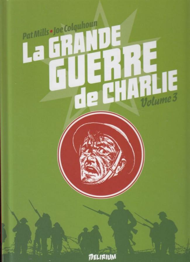Couverture de La grande Guerre de Charlie -3- Volume 3