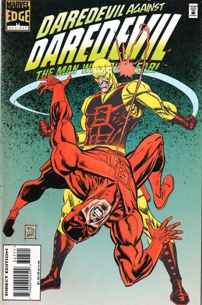 Couverture de Daredevil (1964) -347- Inferno, part three