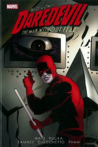 Couverture de Daredevil Vol. 3 (Marvel - 2011) -INT3- Daredevil by Mark Waid volume 3