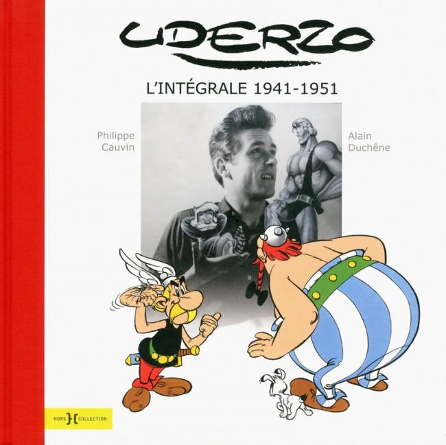Couverture de (AUT) Uderzo, Albert -INT01- L'intégrale 1941-1951