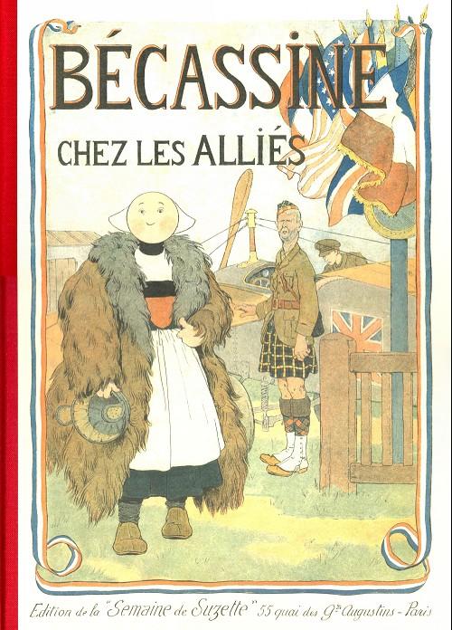 Becassine Hachette 16 Becassine Chez Les Allies