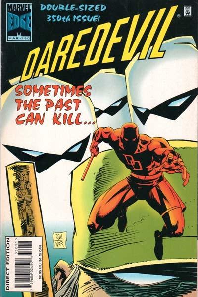 Couverture de Daredevil Vol. 1 (Marvel - 1964) -350- Paradiso