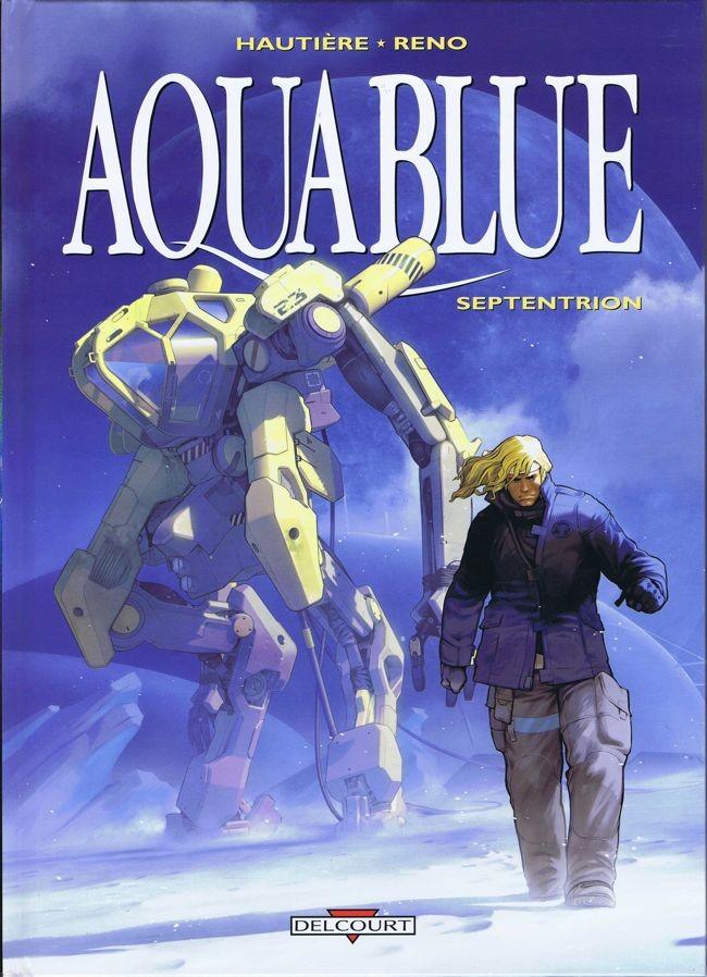 Couverture de Aquablue -13- Septentrion