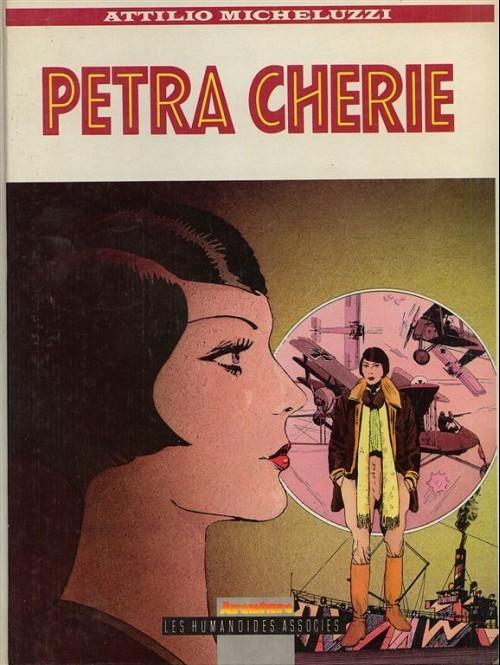 Couverture de Pétra chérie - Tome 1