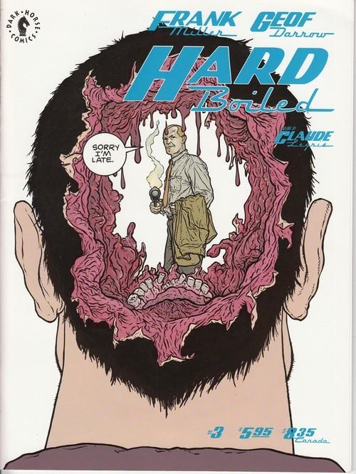 Couverture de Hard Boiled (1990) -3- Hard Boiled 3/3