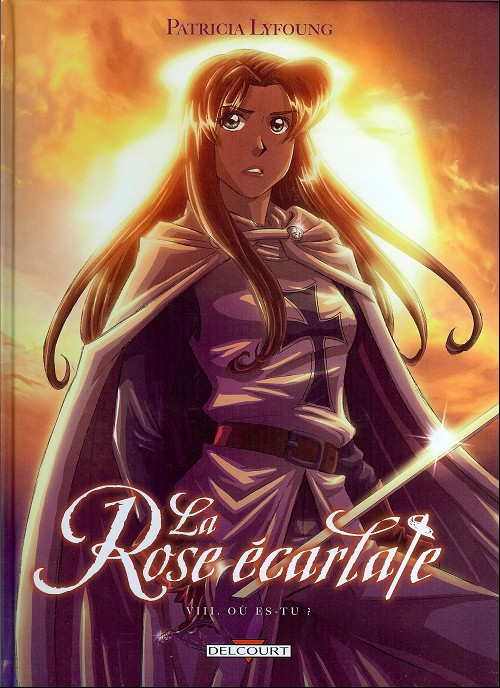 """Résultat de recherche d'images pour """"la rose écarlate tome 8"""""""