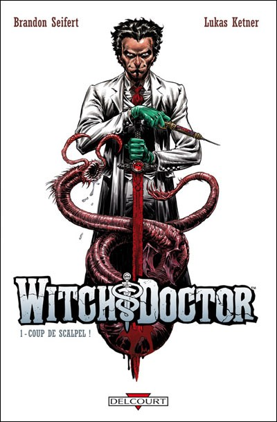 Witch Doctor - les 2 tomes