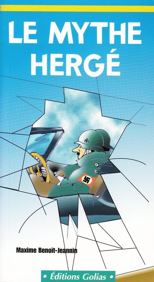 Couverture de (AUT) Hergé -175- Le mythe Hergé
