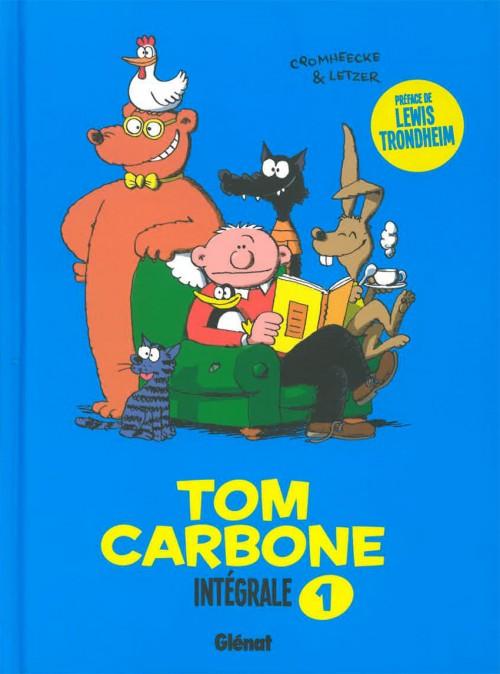 Tom Carbone - Intégrale - 2 tomes