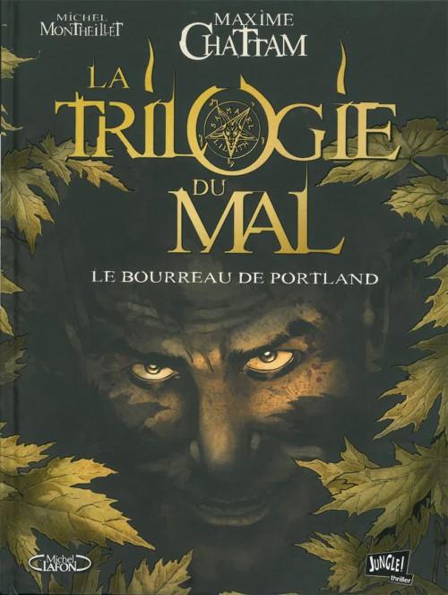 Couverture de La trilogie du mal -1- Le bourreau de Portland