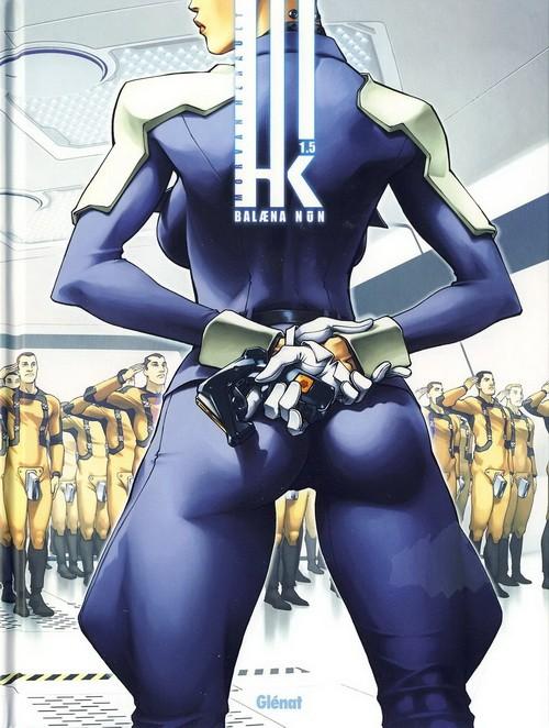 Couverture de HK (Nouvelle édition) -5- 1.5 Balaena Nûn