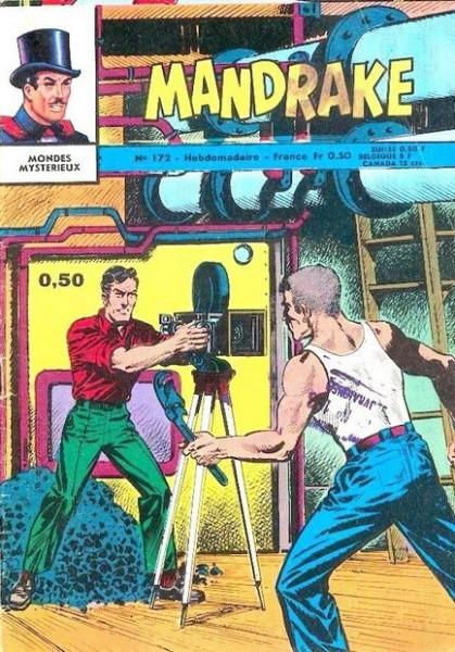 Couverture de Mandrake (1re Série - Remparts) (Mondes Mystérieux - 1) -172- Bart le champion