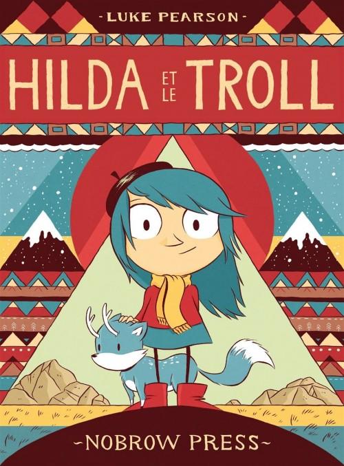 Couverture de Hilda (Pearson) -1- Hilda et le Troll