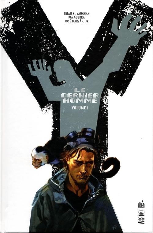 Couverture de Y le dernier homme (Urban Comics) -1- Volume I