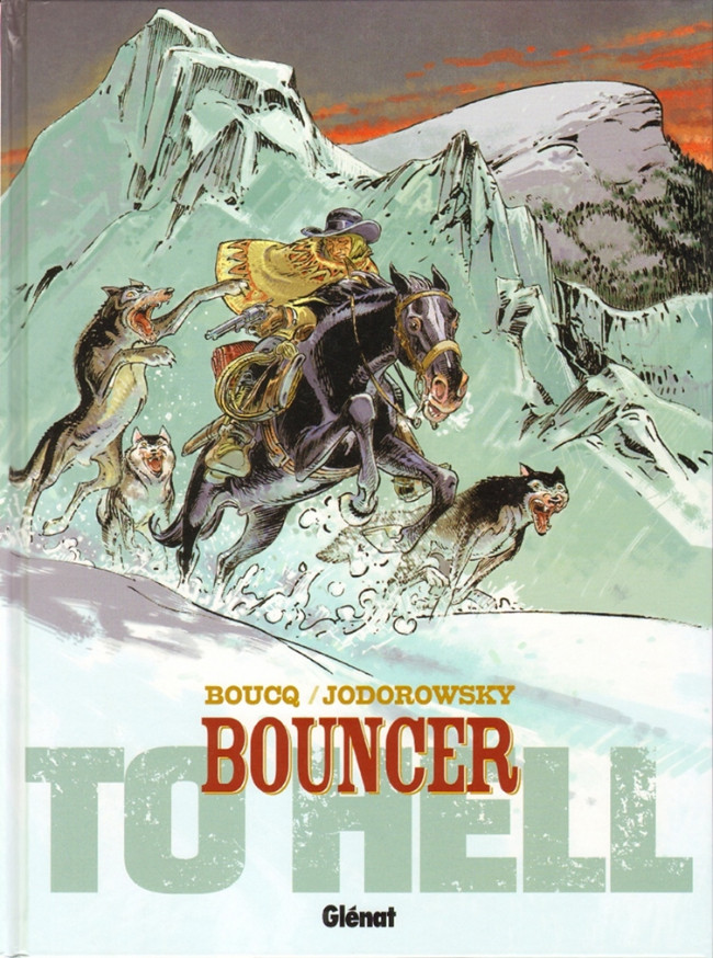 Couverture de Bouncer -8- To hell