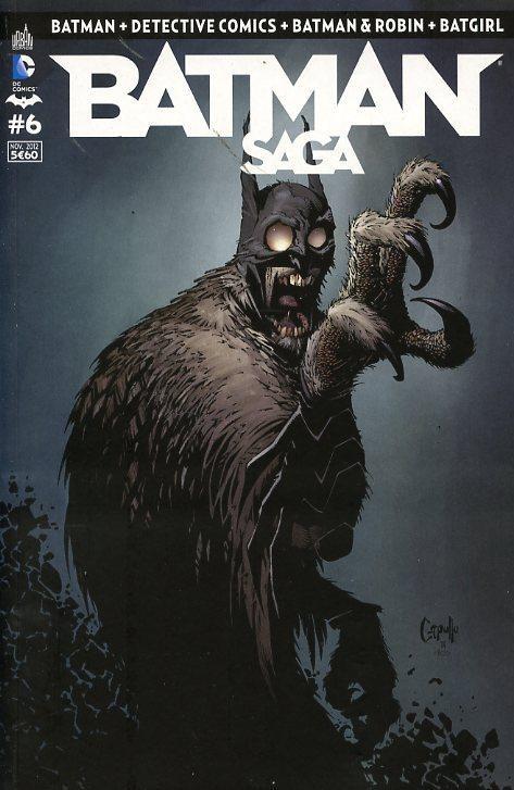 Couverture de Batman Saga -6- Numéro 6