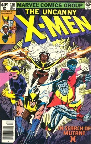 Couverture de Uncanny X-Men (The) (1963) -126- How sharper than a serpent's tooth...!