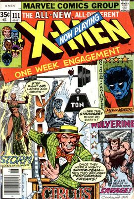 Couverture de Uncanny X-Men (The) (1963) -111- Mindgames