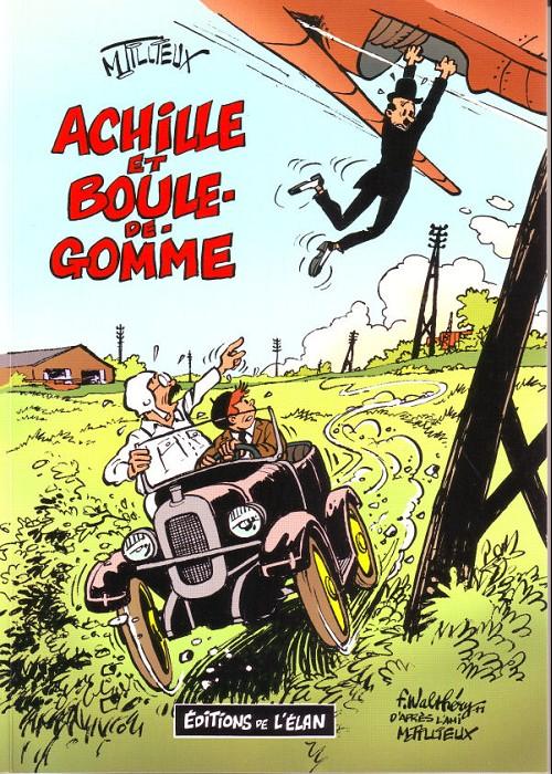 Achille et boule de gomme (Tillieux) One shot