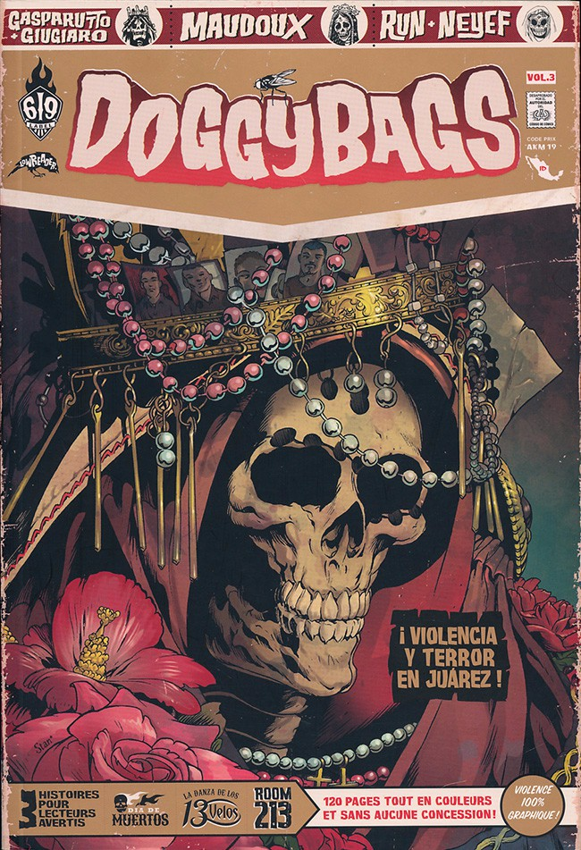 Couverture de Doggybags -3- Volume 3