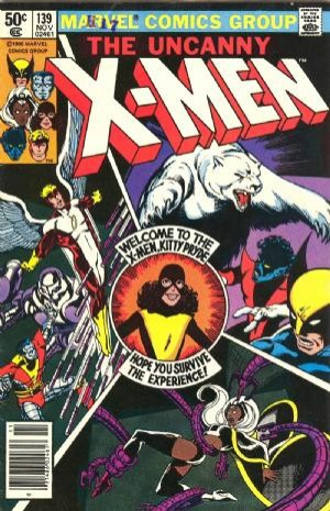 Couverture de Uncanny X-Men (The) (Marvel comics - 1963) -139- ... Something wicked this way comes!