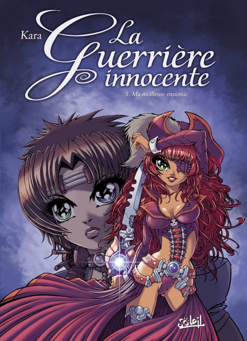 Couverture de La guerrière innocente -1- Ma meilleure ennemie
