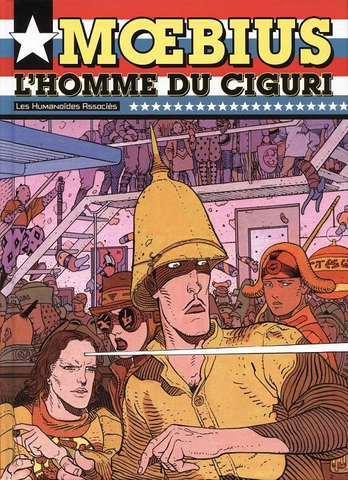 Moebius Oeuvres 8 volumes et 5 Bonus CBZ