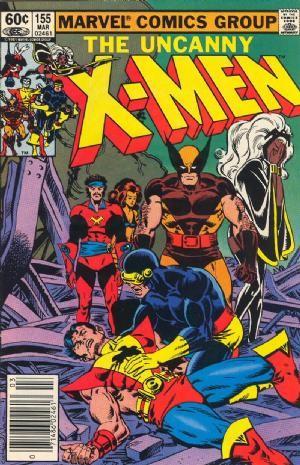Couverture de X-Men Vol.1 (The Uncanny) (Marvel comics - 1963) -155- First blood