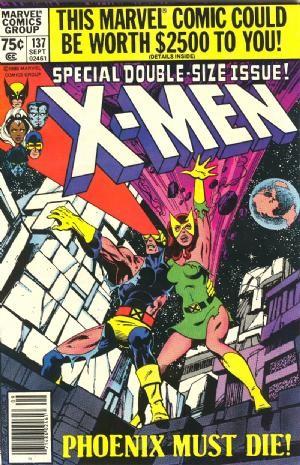 Couverture de Uncanny X-Men (The) (Marvel comics - 1963) -137- The fate of Phoenix