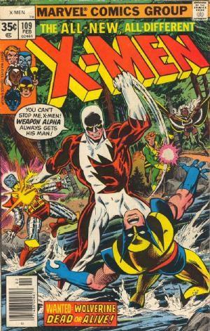 Couverture de Uncanny X-Men (The) (Marvel comics - 1963) -109- Home are the heroes
