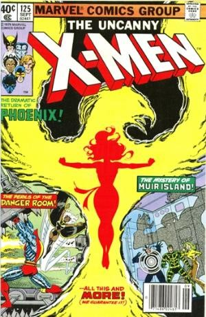 Couverture de Uncanny X-Men (The) (Marvel comics - 1963) -125- There's something awful on mMuir island