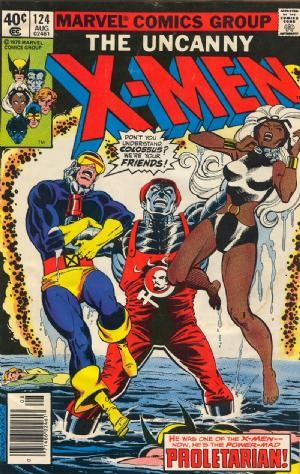 Couverture de Uncanny X-Men (The) (Marvel comics - 1963) -124- He only laughs when i hurt