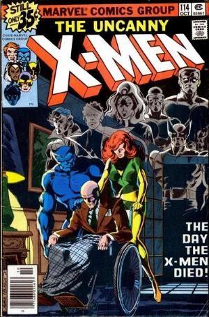 Couverture de Uncanny X-Men (The) (1963) -114- Desolation